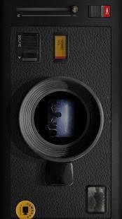 Androidアプリ「NOMO - インスタントカメラ」のスクリーンショット 4枚目