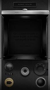 Androidアプリ「NOMO - インスタントカメラ」のスクリーンショット 2枚目
