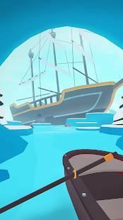 Androidアプリ「Faraway 3: Arctic Escape」のスクリーンショット 4枚目