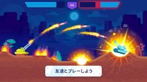 Androidアプリ「タンクスターズ」のスクリーンショット 2枚目