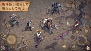 Androidアプリ「Grim Soul:ダークファンタジーサバイバルゲーム」のスクリーンショット 4枚目