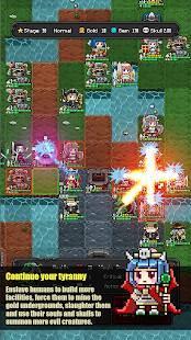 Androidアプリ「Demon Keeper 2」のスクリーンショット 2枚目