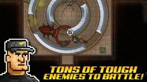 Androidアプリ「Kickass Commandos」のスクリーンショット 4枚目