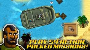 Androidアプリ「Kickass Commandos」のスクリーンショット 3枚目