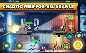 Androidアプリ「Mayhem Combat - Fighting Game」のスクリーンショット 1枚目