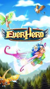 Androidアプリ「EverHero - Wings of the Ever Hero」のスクリーンショット 5枚目
