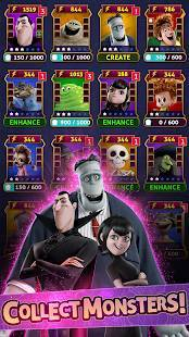 Androidアプリ「Hotel Transylvania: Monsters! - Puzzle Action Game」のスクリーンショット 2枚目