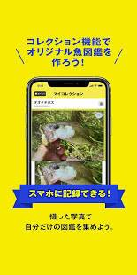 Androidアプリ「フィッシュ-AIが魚を判定する魚図鑑」のスクリーンショット 5枚目