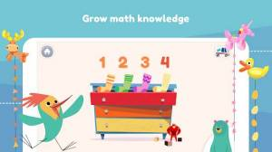 Androidアプリ「Khan Academy Kids: Free educational games & books」のスクリーンショット 4枚目