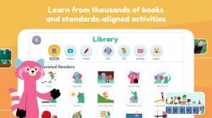 Androidアプリ「Khan Academy Kids: Free educational games & books」のスクリーンショット 2枚目