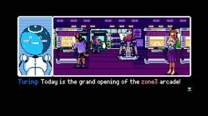 Androidアプリ「Read Only Memories: Type-M」のスクリーンショット 3枚目