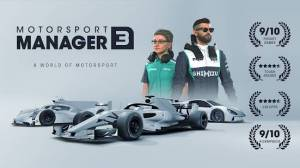 Androidアプリ「Motorsport Manager Mobile 3」のスクリーンショット 2枚目