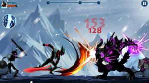 Androidアプリ「Shadow Fighter」のスクリーンショット 1枚目