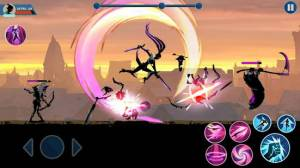 Androidアプリ「Shadow Fighter」のスクリーンショット 2枚目