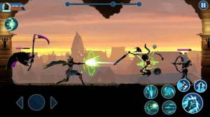 Androidアプリ「Shadow Fighter」のスクリーンショット 5枚目