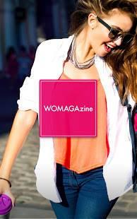 Androidアプリ「女の子のための女子トレンドまとめ -ウーマガジン-」のスクリーンショット 3枚目