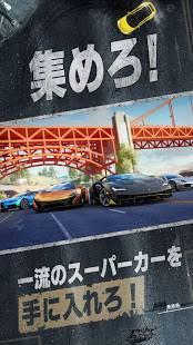 Androidアプリ「アスファルト9:Legends- 最高のカーアクションレースゲーム」のスクリーンショット 1枚目