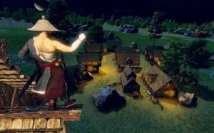 Androidアプリ「影の忍者の戦士 - 武士の戦いのゲーム2018」のスクリーンショット 3枚目