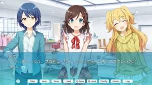 Androidアプリ「アイドルコネクト-AsteriskLive- ADV Edition Vol.01」のスクリーンショット 2枚目