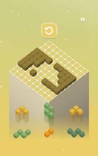Androidアプリ「10Cube」のスクリーンショット 1枚目