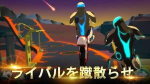 Androidアプリ「Gravity Rider: スタント系バイクゲーム - 最高の3Dトラックレースゲーム」のスクリーンショット 4枚目
