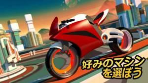 Androidアプリ「Gravity Rider: スタント系バイクゲーム - 最高の3Dトラックレースゲーム」のスクリーンショット 5枚目