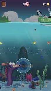 Androidアプリ「怪物釣り伝説」のスクリーンショット 4枚目
