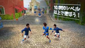 Androidアプリ「スキルツインズ:サッカーゲーム - サッカーのスキル」のスクリーンショット 2枚目