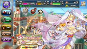 Androidアプリ「フラワーナイトガール FLOWER KNIGHT GIRL」のスクリーンショット 5枚目
