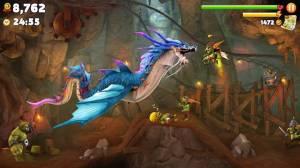 Androidアプリ「ハングリードラゴン (Hungry Dragon™)」のスクリーンショット 5枚目