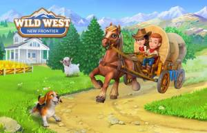 Androidアプリ「Wild West: New Frontier」のスクリーンショット 1枚目