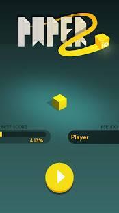 Androidアプリ「Paper.io 2」のスクリーンショット 4枚目