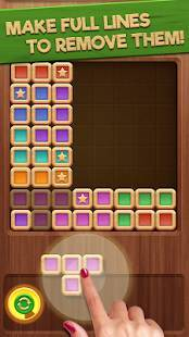 Androidアプリ「Block Puzzle: Star Finder」のスクリーンショット 4枚目