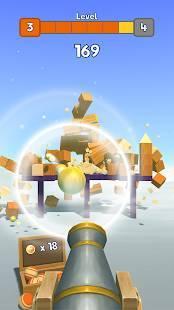 Androidアプリ「Knock Balls」のスクリーンショット 3枚目