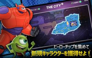 Androidアプリ「Disney Heroes: Battle Mode」のスクリーンショット 5枚目