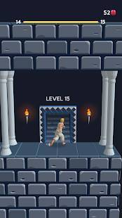 Androidアプリ「Prince of Persia : Escape」のスクリーンショット 2枚目