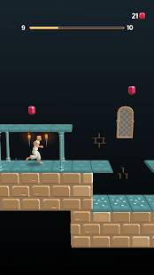 Androidアプリ「Prince of Persia : Escape」のスクリーンショット 1枚目