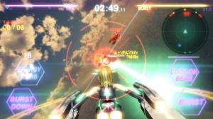 Androidアプリ「空撃のメビウスドール」のスクリーンショット 4枚目