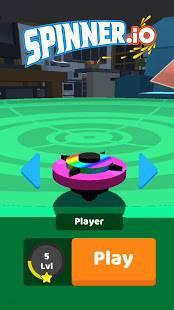 Androidアプリ「Spinner.io」のスクリーンショット 1枚目