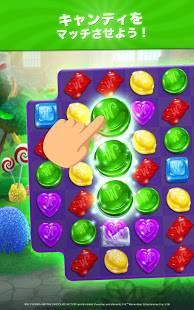 Androidアプリ「Wonkaキャンディワールド」のスクリーンショット 2枚目