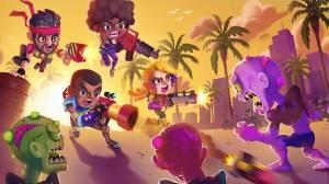 Androidアプリ「ゾンビパラダイス(Zombie Paradise) - マッドブレイン」のスクリーンショット 1枚目