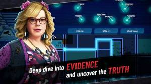 Androidアプリ「Criminal Minds: The Mobile Game」のスクリーンショット 5枚目