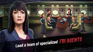 Androidアプリ「Criminal Minds: The Mobile Game」のスクリーンショット 3枚目