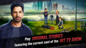 Androidアプリ「Criminal Minds: The Mobile Game」のスクリーンショット 2枚目