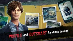 Androidアプリ「Criminal Minds: The Mobile Game」のスクリーンショット 4枚目