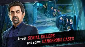 Androidアプリ「Criminal Minds: The Mobile Game」のスクリーンショット 1枚目