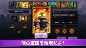 Androidアプリ「キングダムラッシュの復讐 (Kingdom Rush Vengeance)」のスクリーンショット 2枚目