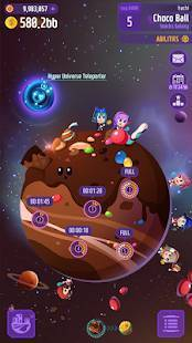 Androidアプリ「DIG STAR」のスクリーンショット 2枚目
