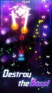 Androidアプリ「Space Wingmen : Stylish Arcade Shooting」のスクリーンショット 4枚目