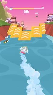 Androidアプリ「Flippy Race」のスクリーンショット 2枚目
